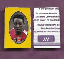Charlton Athletic Jason Euell Jamaica 111 C